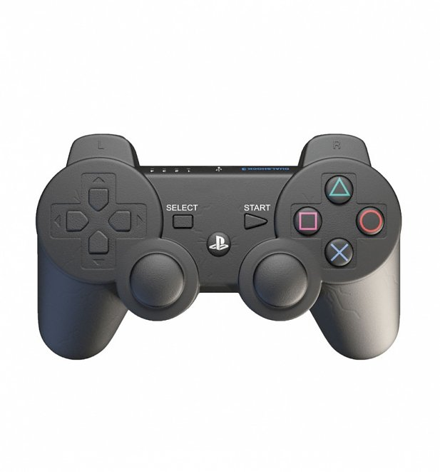 An image of PlayStation Controller Stress Ball