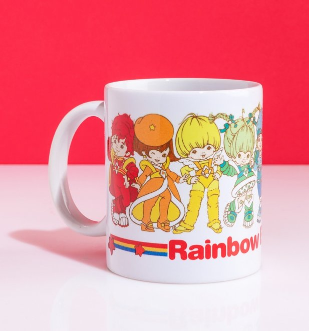 An image of Rainbow Brite And The Colour Kids Boxed Mug