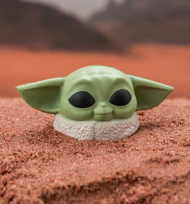An image of Star Wars Mandalorian Baby Yoda The Child Stress Ball