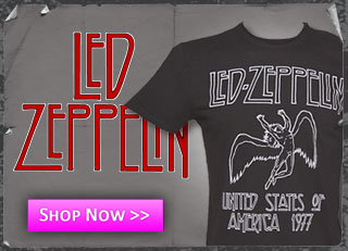 Left - Led Zeppelin - Apr 14