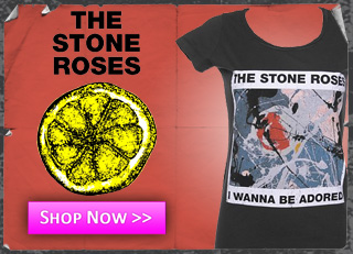 Left - Stone Roses